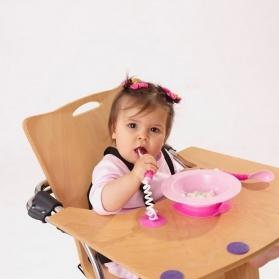 EZEE-REACH Stay-Put Cutlery & Bowl