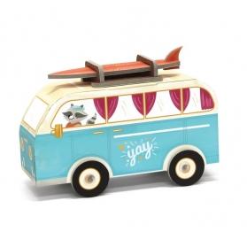Krooom Car - Hippie Van