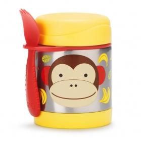 SKIP HOP Zoo Insulated Food Jar - Owl