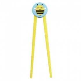SKIP HOP Zoo Training Chopsticks - Bee