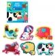 Joan Miro Baby First Puzzle for Little Beginner - On The Farm