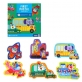 Joan Miro Baby First Puzzle for Little Beginner - Things That Go