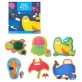 Joan Miro Baby First Puzzle for Little Beginner - Under The Sea