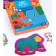 Joan Miro Baby First Puzzle for Little Beginner - Wildlife