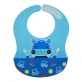 Marcus & Marcus Wide Coverage Silicone Baby Bib