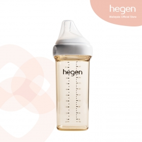 Hegen PCTO™ 330ml/11oz Feeding Bottle PPSU (Single / Twin Pack Available)