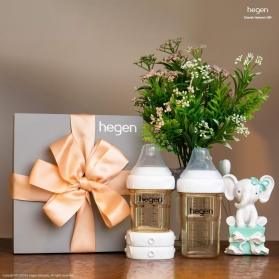 Hegen PCTO™ Basic Starter Kit PPSU Bottles Newborn Gift Set