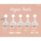 Hegen Anti-Colic Smart Air Venting Silicone Teat (Twin Pack) Bottle Nipple