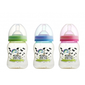 BASILIC PES FEEDING BOTTLE - 180ML (6OZ)