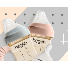 Hegen PCTO™ Collar And Transparent Cover (Feeding Bottle Cap)