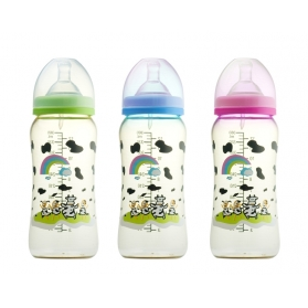 BASILIC PES FEEDING BOTTLE - 360ML (12OZ)