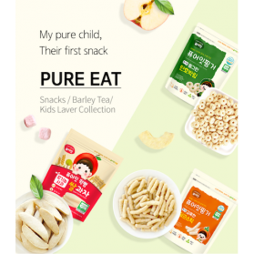 Naebro Pure Eat Organic Baby Snack & Finger Food