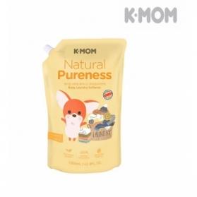 KMOM Natural Baby Fabric Softener - Refill Pack (1300ml)