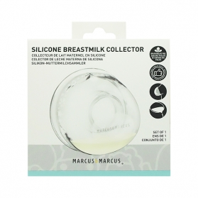 Marcus & Marcus Silicone Breastmilk Collector (Single Pack)
