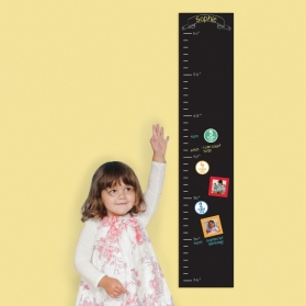 Chalkboard Decal Growth Chart