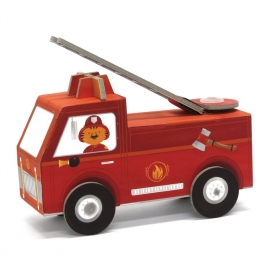 Krooom Car - Fire Truck