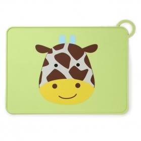 Skip Hop Zoo Fold & Go Placemat - Giraffe