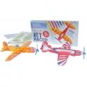 TIGER TRIBE Jet Racer Aeroplane Set
