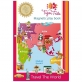 Tiger Tribe Magnetic Book - Travel The World