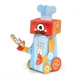 Krooom 3D Fold My Robot - Chef