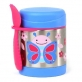 SKIP HOP Zoo Insulated Thermal Food Jar 325ml - Butterfly