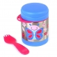 SKIP HOP Zoo Insulated Food Jar - Giraffe
