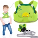 TRUNKI ToddlePak - Dudley - Green