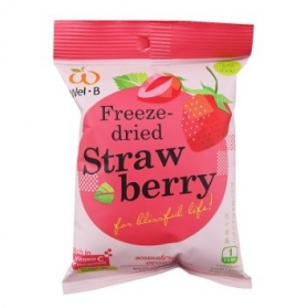 WEL B Freeze-Dried Strawberry