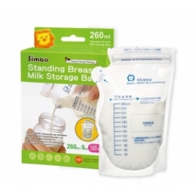SIMBA Standing Breast Milk Storage