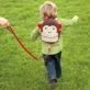 Skip Hop Zoo Let Mini Backpack with Rein - Monkey