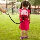Skip Hop Zoo Let Mini Backpack with Rein - Ladybug