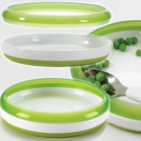 OXO TOR Training Plate with Removable Ring - GREEN