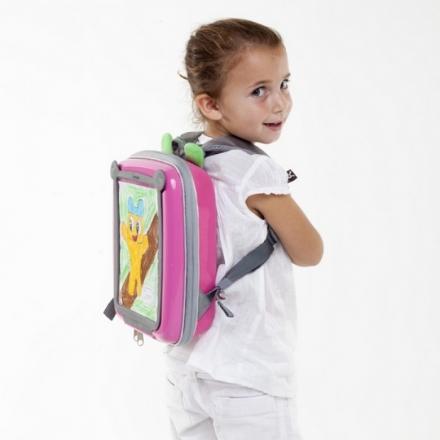 Go Vinci Backpack - Pink