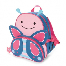 SKIP HOP Zoo Little Kid Toddler Backpack - Butterfly