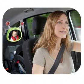 Benbat TF Active Car Mirror - Green