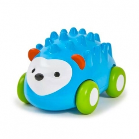 SKIP HOP EXPLORE & MORE pull & go car - HEDGEHOG