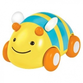 SKIP HOP EXPLORE & MORE pull & go car - BEE