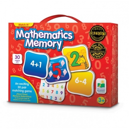 TLJI - MATCH IT! MEMORY - MATHEMATICS
