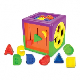 TLJI - MY FIRST ACTIVITY CUBE