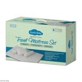 ComfyBaby Travel Mattress Set