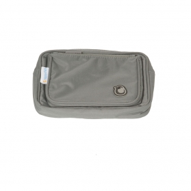 HIPPYCHICK HIPSEAT TRAVEL POUCH - DARK GREY