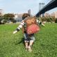 SKIP HOP Zoo Little Kid Backpack - Hedgehog