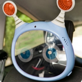 Benbat TF Active Car Mirror - Green