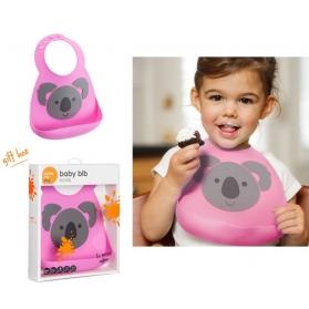 Make My Day Baby Bib - Koala