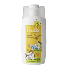BUDS for Kids Orange Shampoo (250ml)