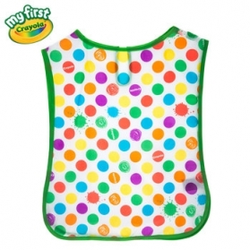 Crayola My First Art Smock Apron