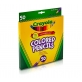 CRAYOLA Nontoxic Long Colored Pencils - 50ct