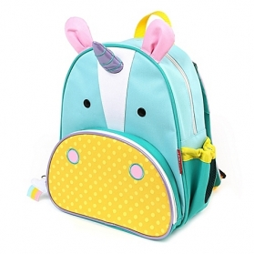 SKIP HOP Zoo Little Kid Toddler Backpack - Unicorn