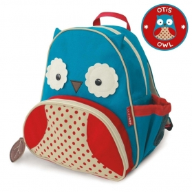 SKIP HOP Little Kid Zoo Backpack - Owl
