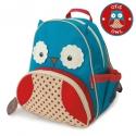 SKIP HOP Little Kid Zoo Backpack - Owl